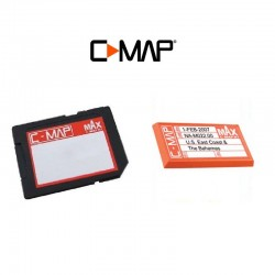 C-Map MAX New LOCAL Area Chart Cartridges