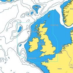 C-Map Discover United Kingdom & Ireland - M-EN-Y200-MS