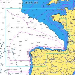 C-Map Discover Bay of Biscay - M-EW-Y207-MS