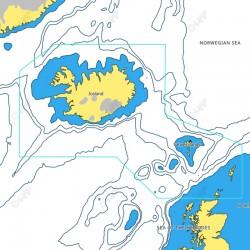 C-Map Discover Iceland, Faeroe, Shetland & Orkney - M-EN-Y218-MS