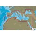 C-Map MAX MEGAWide Mediterranean and Black Sea Chart Cartridge - M-EM-M917