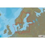 C-Map MAX-N+ Baltic Sea and Denmark Wide Chart - M-EN-Y299