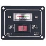 Battery Test Rocker Switch Panel - 422020