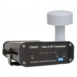 Comar Systems CSB200 Class B AIS Transponder with AG100 GPS Antenna - CSB200AG