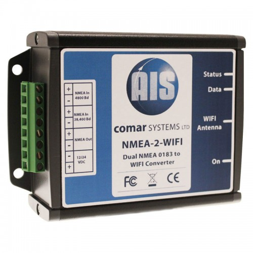 Comar Systems NMEA-2-WiFi NMEA to WiFi Converter - NMEA-2-WIFI