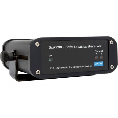 Comar Systems SLR200G AIS Dual Channel Synthesised Receiver with GPS - SLR200G