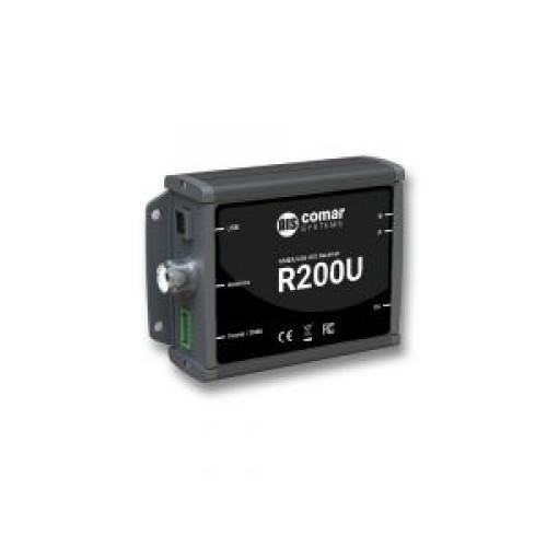 Comar Systems R200U Dual Channel AIS Receiver with NMEA0183 and USB Outputs - R200U