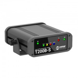 Comar Systems T200B-S Class B AIS Transponder with built-in Antenna Splitter - T200B-S