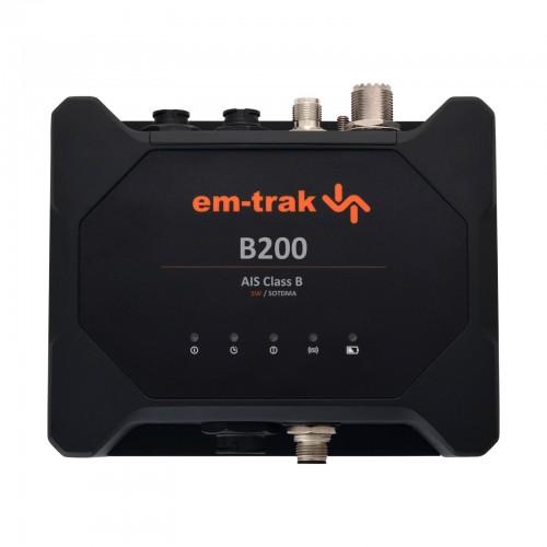em-trak B200 High Power Class B AIS Transceiver - 429-0007