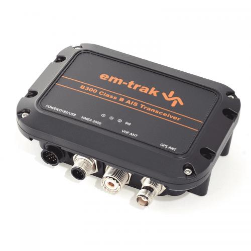 em-trak B300 Class B AIS Transceiver
