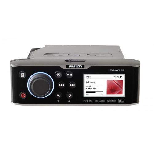 Fusion AV750 DVD/AM/FM/USB/Bluetooth/DLNA Marine Stereo