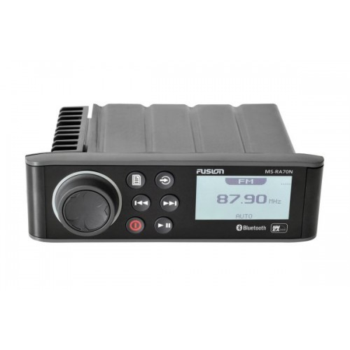 Fusion RA70N Radio Source Unit - with Bluetooth & NMEA 2000 Connectivity