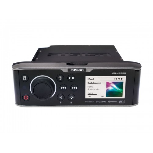 Fusion UD755 Marine Stereo with internal uni-dock - 0100188200