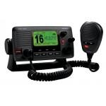 Garmin VHF 200i Fixed Marine VHF - Black c/w Removeable Speaker Mic (NMEA 0183/2000) - 0100075511
