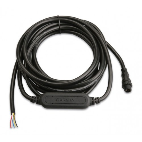 Garmin GST10 Water Speed & Temp Adaptor Cable - NMEA Analogue to NMEA 2000 - 0101132800