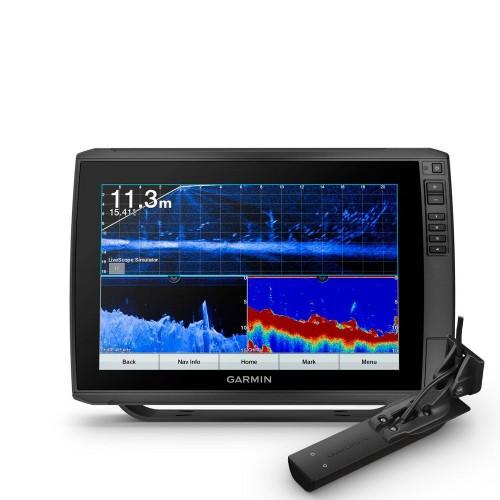 Garmin ECHOMAP Ultra 122sv with GT56UHD-TM Transom Mount Transducer - 0100252801