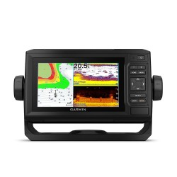 Garmin ECHOMAP UHD 65cv with UK & Ireland BlueChart G3 - 0100233210