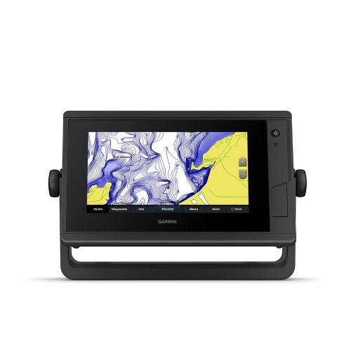 "Garmin GPSMAP 722 Plus 7"" Touchscreen Chartplotter - 0100232000"