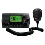 Garmin VHF 110i Fixed Marine VHF - Black with Integrated Fistmic - 0100165301