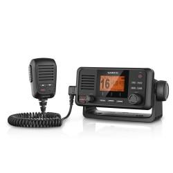 Garmin VHF 110i Fixed Marine VHF - Black with Integrated Fistmic - 0100165301
