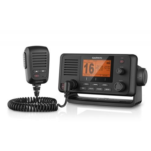Garmin VHF 210i Fixed Marine VHF - AIS c/w Removable Fistmic - 0100165401