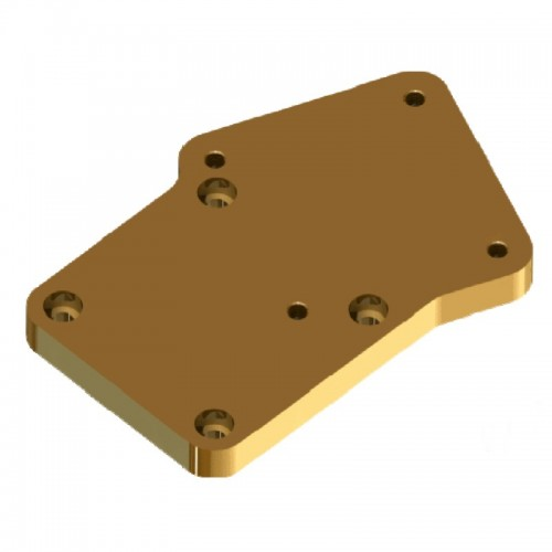 Hypro Linear Drive Adaptor Plate - R4065