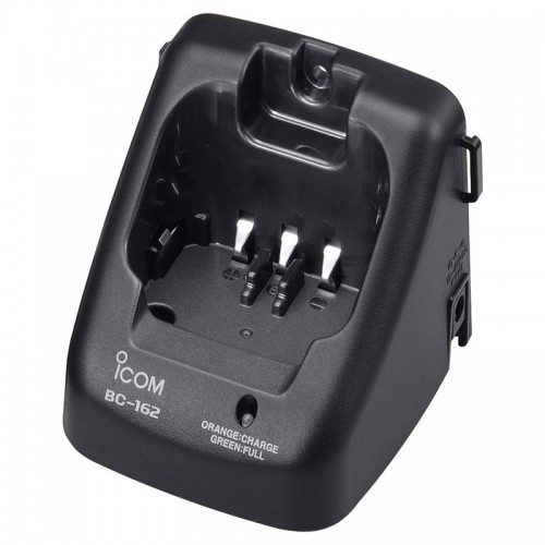 Icom BC162 Single Desktop Rapid Charger c/w BC145 - BC162