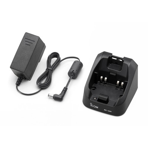Icom BC220 Rapid Charger for IC-M93D - BC220