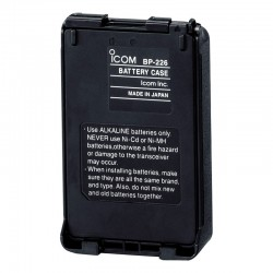 Icom BP226 AA Battery Case - BP226