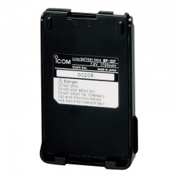 Icom BP227 Li-ion Battery Pack for M87 - BP227