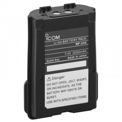 Icom BP245H Replacement Battery for M73 - BP245H