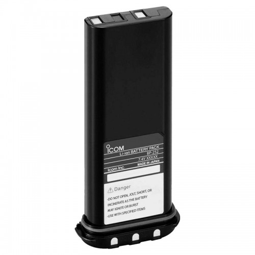 Icom BP252 Replacement Battery for M31/M33/M35/GM1600E - BP252