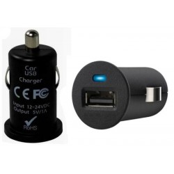 Icom Cigar Lighter Plug - USB Socket for M25 - CIGAR005