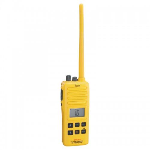 Icom IC-GM1600E GMDSS Handheld VHF Radio MED Pack - GM1600E-MED