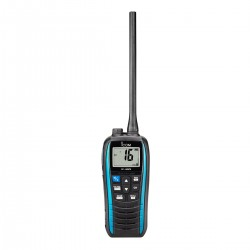 Icom IC-M25 Floating Handheld VHF Marine Blue - M25.026