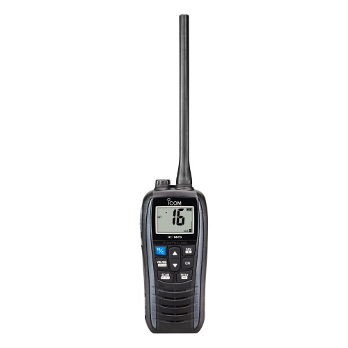 Icom IC-M25 Floating Handheld VHF Metallic Grey - M25