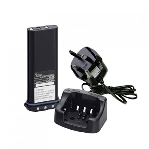 Icom M31 Upgrade Kit Includes BC-173/BP-252/BC-01