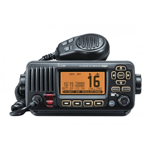 Icom IC-M323G Compact VHF/DSC With GPS - M323G