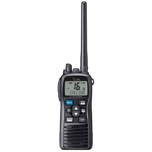 Icom IC-M73 PLUS Marine Handheld VHF - M73PLUS