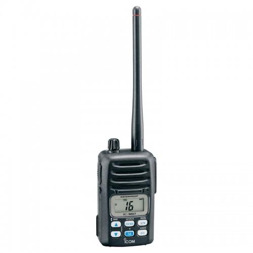 Icom IC-M87 Compact Waterproof Marine Handheld VHF - M87