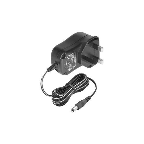 Icom BC06 UK Charger 12V 1Amp Switch Mode Charger PSU