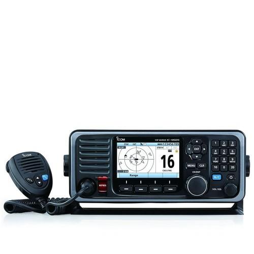 Icom IC-M605EURO Multi Station VHF/DSC Radio with AIS Receiver - M605EURO