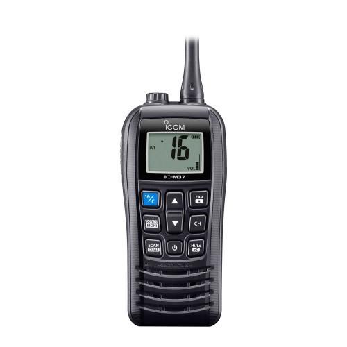 Icom IC-M37E Buoyant VHF Marine Transceiver - M37E