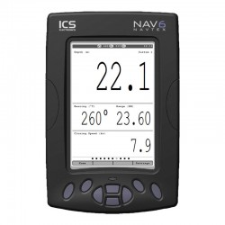 ICS Nav6 Navtex Repeater Display - 916.03-2