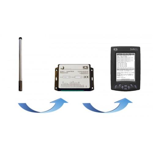 ICS Nav6 Standard Navtex System V2 - 916.04-2