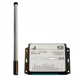 ICS NAV6 Replacement Antenna System with eNAVTEX Rx Module - 916.14