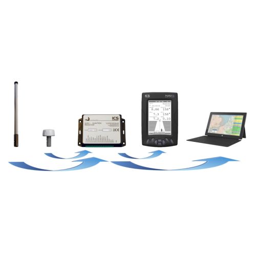 ICS Nav6 Plus eNavtex Premium System V3 - 916.11‐3
