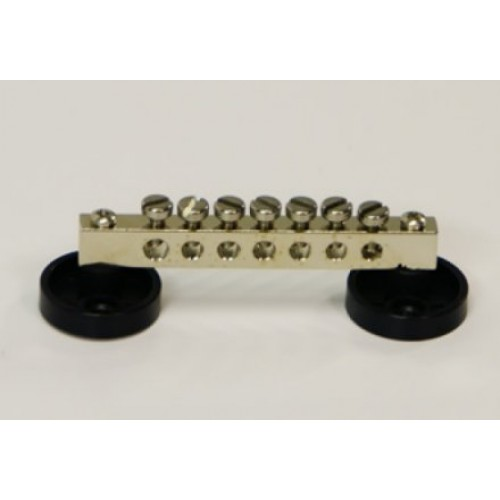 Index Marine Nickel Plated Brass Busbars - F-2241