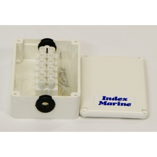 Index Marine Junction Box Connector Block - JB1P