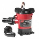 Johnson L550 Duraport Submersible Bilge Pump 12v - 0955